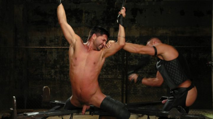 Boundgods.com – Not You, Not Today Dominic Pacifico & Tyler Saint 2011 Rough Sex