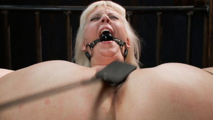 Fuckedandbound.com – A Simple Task – Serve the Cock.. Maestro & Cherry Torn 2013 Submission