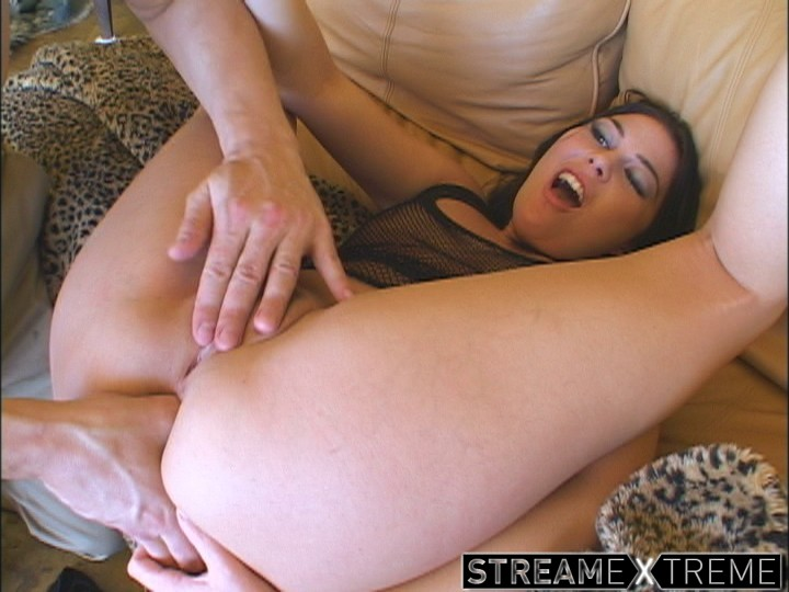 Ashely blue anal