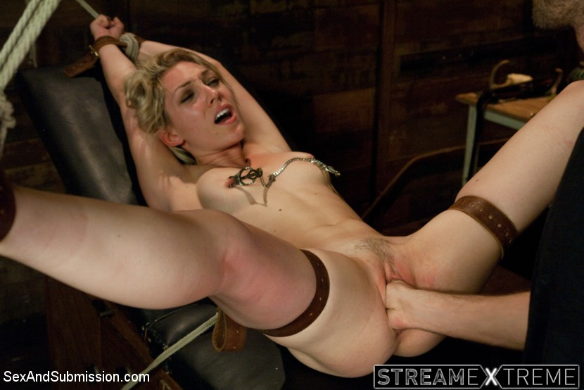 Phrase matchless... sex and submission blonde