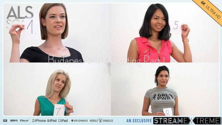 Alsscan.com – Budapest 2017 Casting Part 1 Annie Wolf & Cecilia Scott & Jureka Del Mar 2018 Bts
