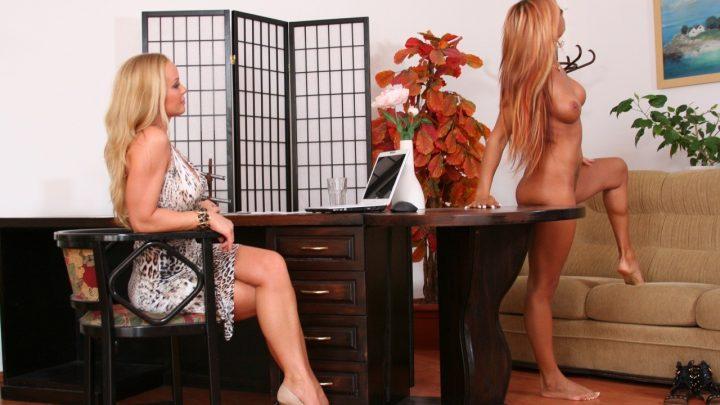 Silviasaint.com – Casting #37 Ashley Bulgari, Scene.. Silvia Saint & Ashley Bulgari 2011 Pornstar