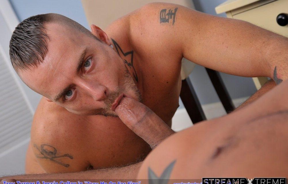 Trey Turner Gay porno