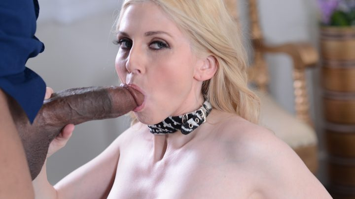 Christie stevens blowjob
