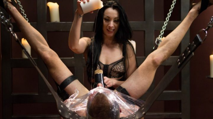 Divinebitches.com – Breaking The Boy: Episode 3.. January Seraph & Jessie Sparkles 2011 Male Sub