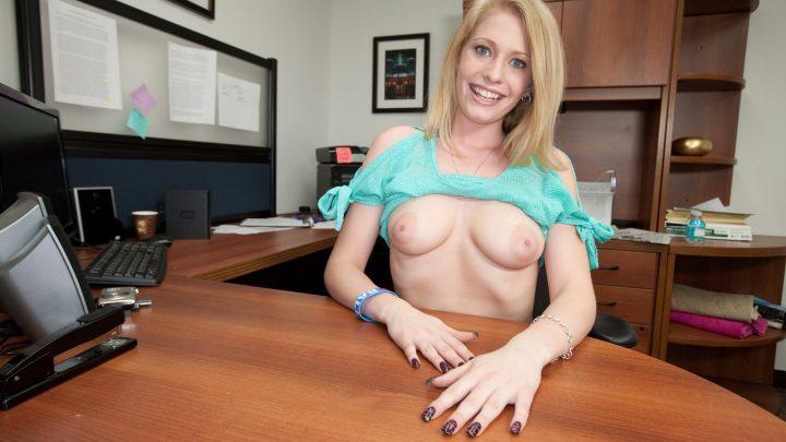Tugjobs.com – Give Me a Handjob Then Get My.. Allie James 2012 Blowjob