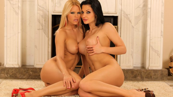 Sapphicerotica.com – Oral Adepts Aletta & Wivien 2015 GG Kissing
