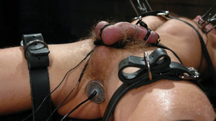 Boundgods.com – Wax Torment, Electricity and a.. Drake Jaden & Leo Forte 2011 Muscle