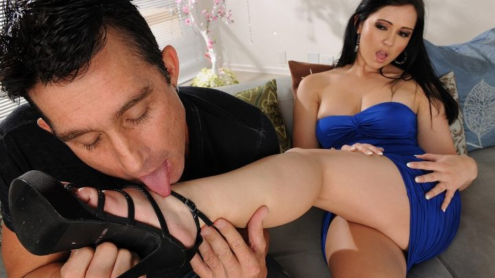 21sextury.com – Angelic feet Angell Summers 2012 Blowjob