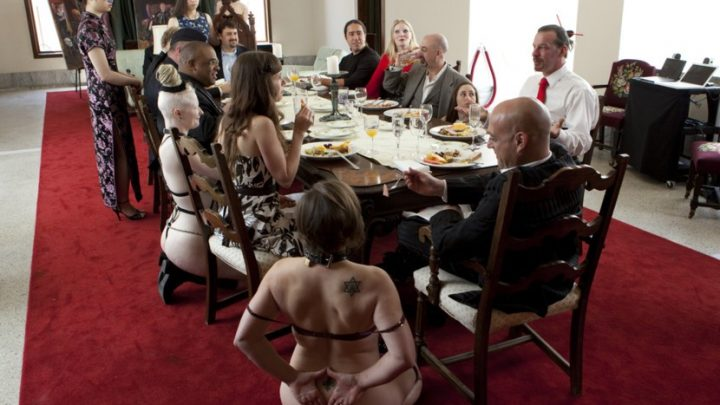 Theupperfloor.com – Stefanos' Brunch Cherry Torn & Maestro Stefanos & Nerine Mechanique 2010 Corporal Punishment