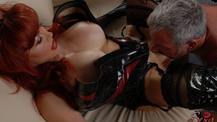 Pornstarplatinum.com – Male Slut Slave Sexy Vanessa 2012 Blowjob