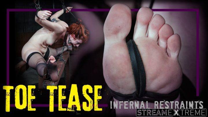 Infernalrestraints.com – Toe Tease Barbary Rose 2016 Face Bondage