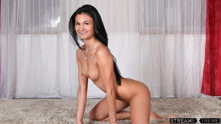Nubiles.com – Pretty Pussy Adelle 2014 Black Hair