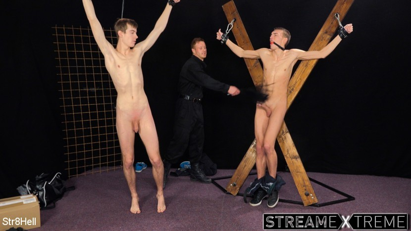Kink_str8hell.com – Josef, Petr and Tom RAW – AIRPORT.. Josef Houska & Petr Maslak & Tom Vojak 2018 Bondage