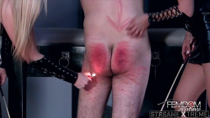 Femdomempire.com – Slave Grooming Deanna Storm & Lexi Sindel 2013 Humiliation
