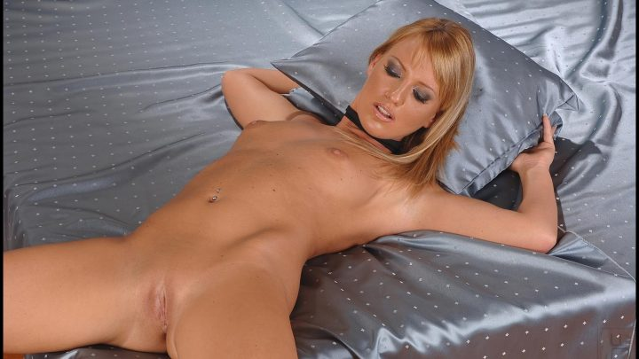 1by-day.com – Brazilian wax for your munchin! Viktoria Blonde 2006 Shaved Pussy