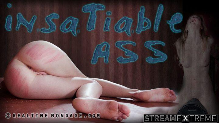 Realtimebondage.com – Insatiable Ass Part 3 Ashley Lane 2016 Toe Bondage