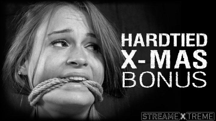 Hardtied.com – Kacy Lane Xmas Bonus Kacy Lane & Jack Hammer 2015 High Heels