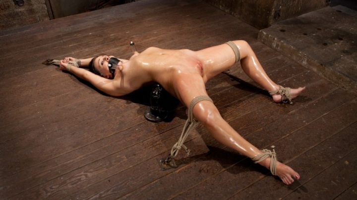 Hogtied.com – Ashli Orion Cums Back for More.. Ashli Orion 2012 Handler