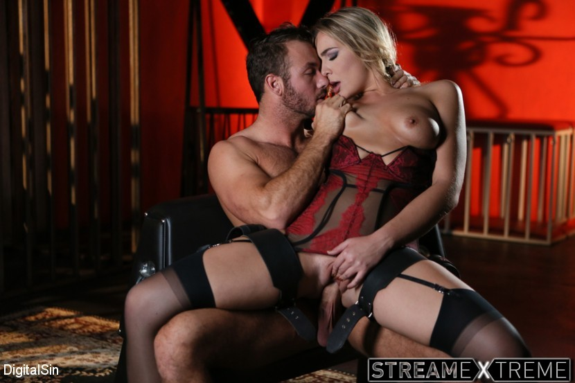 Digitalsin.com – Blair Williams – He's In Charge #2 Blair Williams & Chad White 2018 Straight