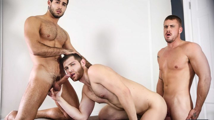 Drillmyhole.com – Stealth Fuckers Part 13 Darin Silvers & Diego Sans & Jacob Peterson 2017 Gay Porn