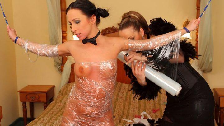 Tyrannized.com – Ruthless Hunter Finds Her Prey Gina Killmer 2007 Femdom