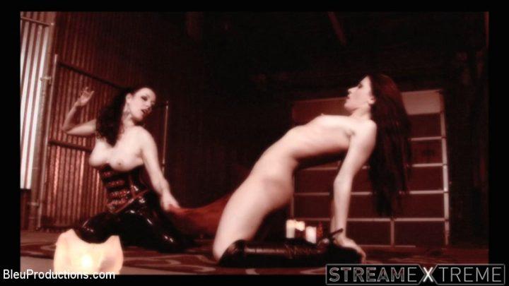 Bleufilms.com – Vampire Sisters: Chapter Two Anastasia Pierce & Ariel X 2018 Ariel X