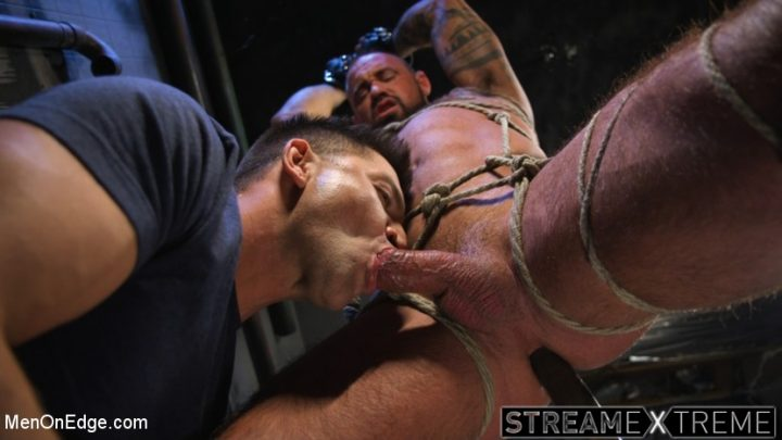 Menonedge.com – Indecent Exposure: Muscle Stud.. Michael Roman 2018 Bdsm