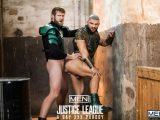 Supergayhero.com – Justice League : A Gay XXX Parody.. Colby Keller & Francois Sagat 2017 Gay Porn