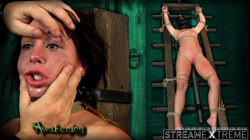 Realtimebondage.com – Awakening Part 2 Mia Gold 2013 Breast Flogging