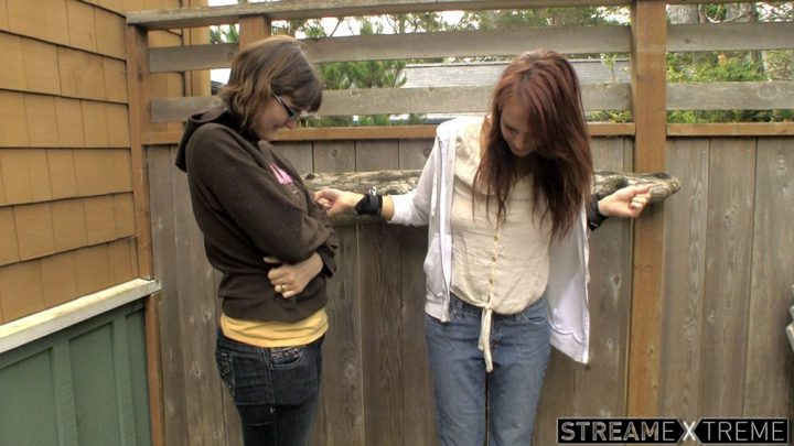 Hdwetting.com – Tied up in Jeans  2013 Bondage