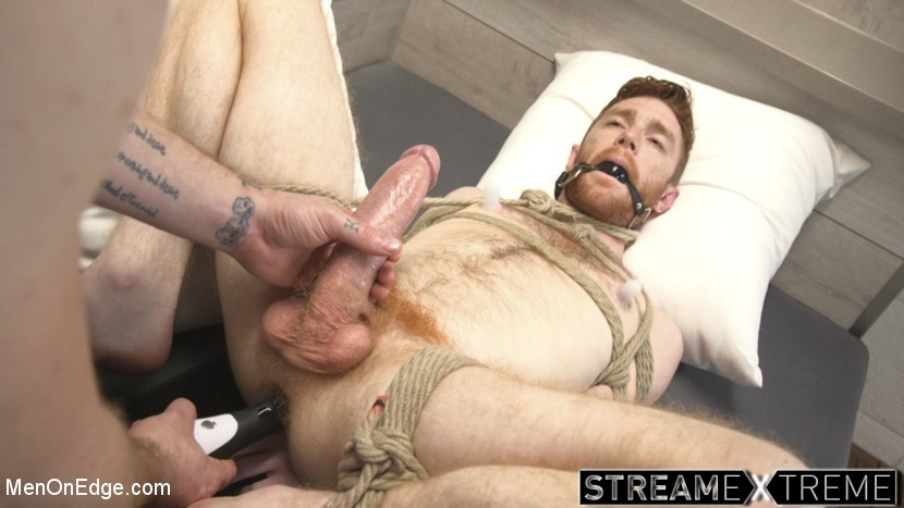 Menonedge.com – Online Hookup Ends With Tickling.. Seamus O'Reilly 2017 Male Handler