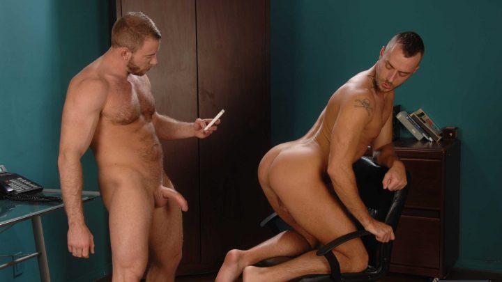 Drillmyhole.com – Car Thief Jessie Colter & Shay Michaels 2014 Gay Porn