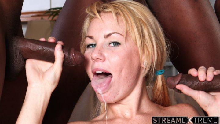 Devilsfilm.com – Facial Fanatics #03, Scene #10  2012 Threesome