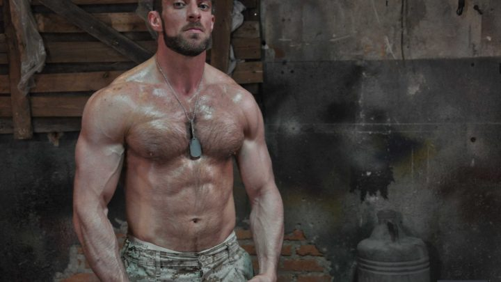 Drillmyhole.com – Sergeant's Orders Damien Crosse & Scott Carter 2012 Gay Porn