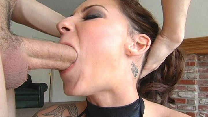 Evilangel.com – Throat Fucks #02 Chayse Evans & T.J. Cummings 2010 Facial