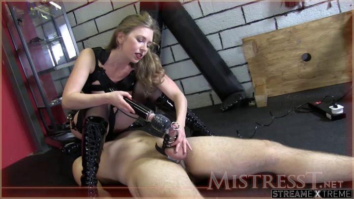 Mistresst.com – Chastity Ruined Orgasm  2013 CHASTITY