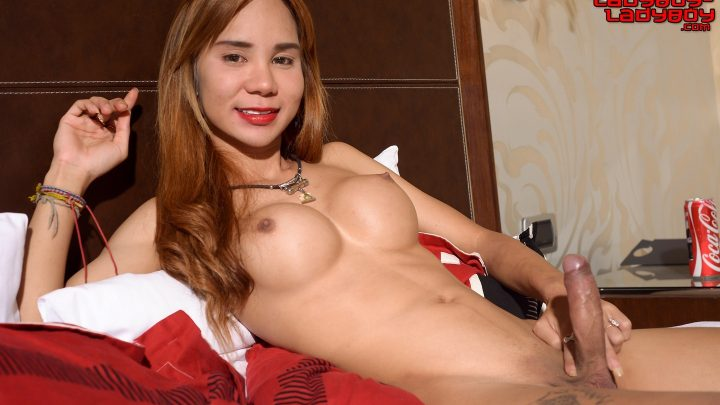 Ladyboyladyboy.com – Well Hung May May 2015 Transsexual