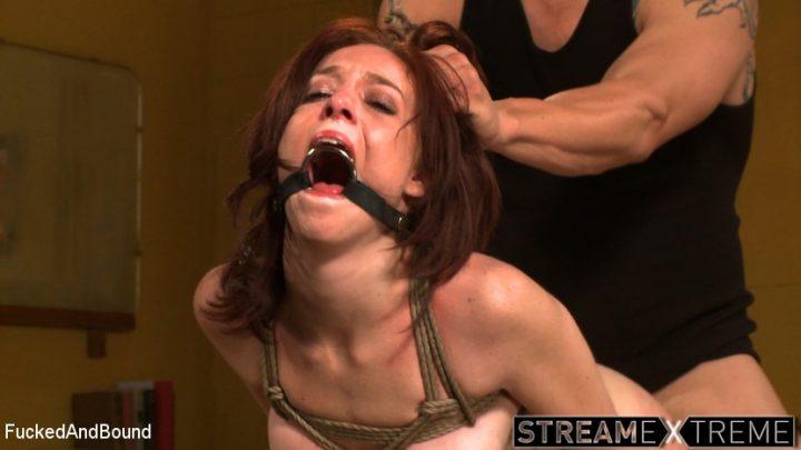 Fuckedandbound.com – Working for Orgasms! Derrick Pierce & Riley Shy 2010 Corporal Punishment