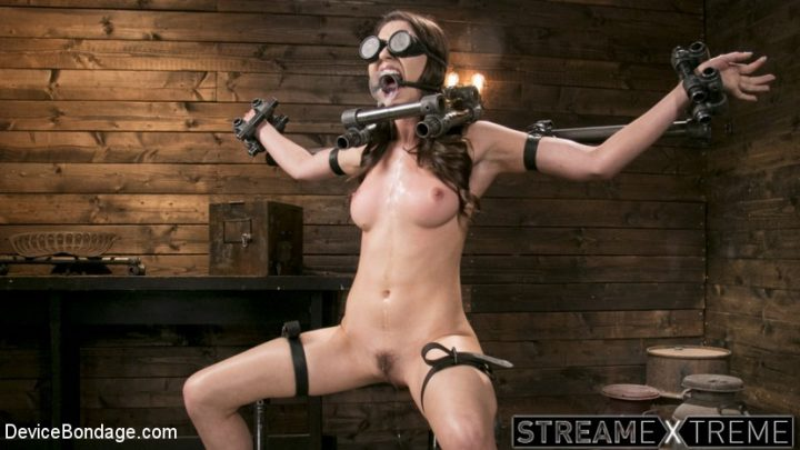 Devicebondage.com – Newcomer Melissa Moore Submits to.. Melissa Moore 2017 Deprivation