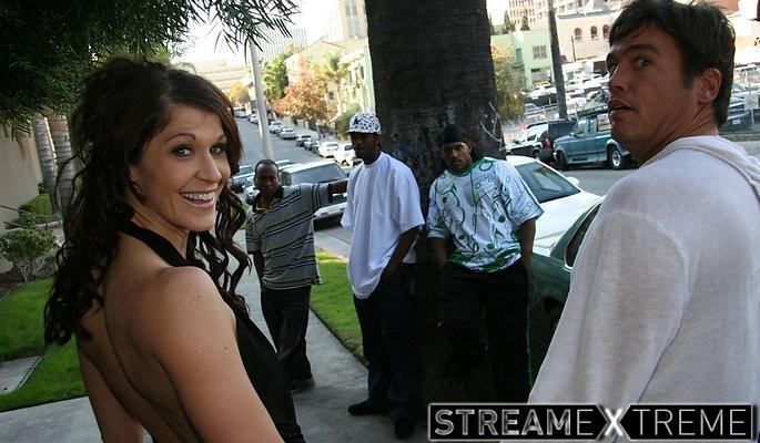 BlacksOnBlondes.com – Jamie Kenney Jami Kenney 2008 Facial